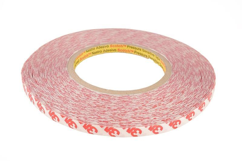 Двусторонний скотч Deko-Light double-faced adhesive tape 9088-200 8mm/50m 930345